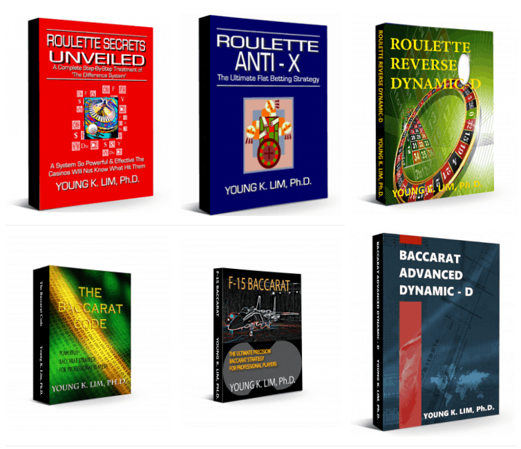 Roulette-Baccarat-books